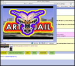 Watch the ArtJail intor on Youtube.